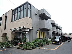 七字マンション[101号室]の外観