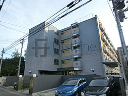 京都府京都市山科区竹鼻堂ノ前町の賃貸マンションの外観