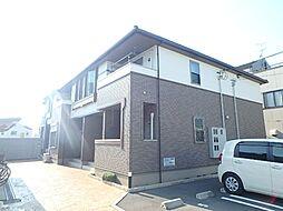 大阪府泉大津市板原町4の賃貸アパートの外観