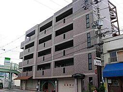大阪府東大阪市池島町3丁目の賃貸マンションの外観