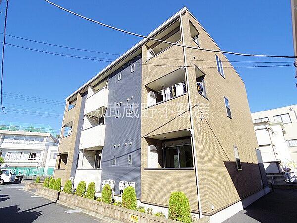 東京都小平市花小金井1丁目の賃貸アパート