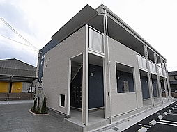 兵庫県姫路市宮上町1丁目の賃貸アパートの外観