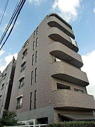 大阪府大阪市東住吉区西今川3丁目の賃貸マンションの外観