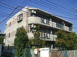 ロイヤルコーポ椿森[1階]の外観
