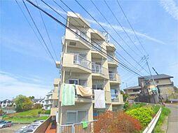 キャニオンマンション南浦和[3階]の外観