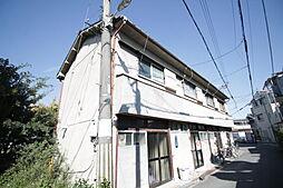 大阪府大阪市鶴見区茨田大宮1丁目の賃貸アパートの外観