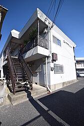 大阪府柏原市田辺1丁目の賃貸マンションの外観