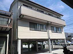 高知県高知市宝町の賃貸マンションの外観