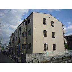 大阪府高槻市芝生町4丁目の賃貸マンションの外観