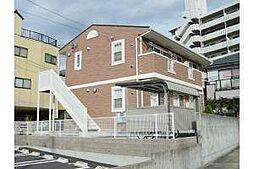 愛知県岡崎市井田町字南の賃貸アパートの外観