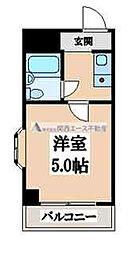 高井田ビル[7階]の間取り