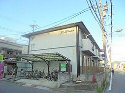 大阪府門真市島頭3丁目の賃貸アパートの外観