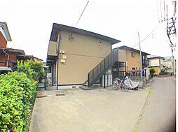 ソレイユ湘南[103号室]の外観