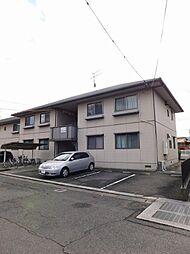 福岡県北九州市小倉南区徳吉西3丁目の賃貸アパートの外観