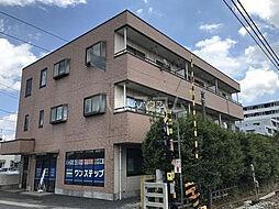 埼玉県上尾市緑丘1丁目の賃貸マンションの外観