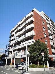 八幡屋港友マンション[8階]の外観