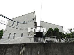 タウン唐山 B棟[1階]の外観