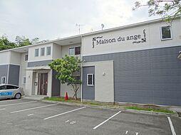 大阪府茨木市豊川2丁目の賃貸アパートの外観