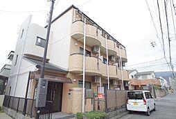 兵庫県神戸市東灘区魚崎北町7丁目の賃貸マンションの外観
