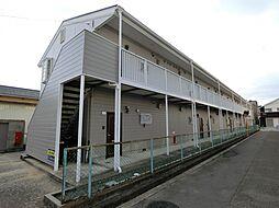 ベル・クレスト[2階]の外観