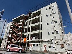 千葉県習志野市屋敷2丁目の賃貸マンションの外観