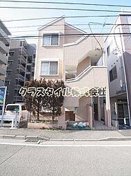 神奈川県相模原市南区相模大野7の賃貸アパートの外観