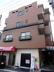 山川コーポ[4階]の外観