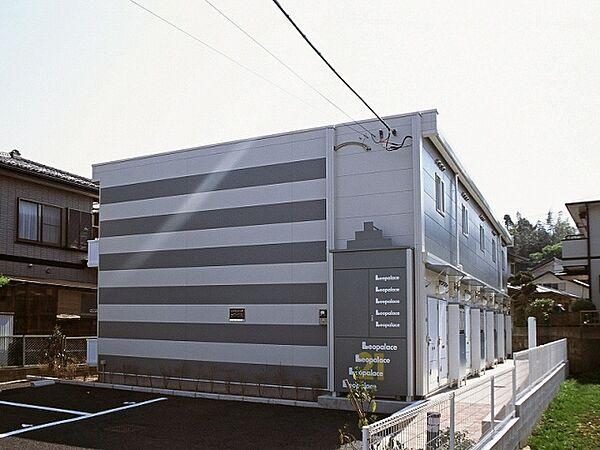 レオパレス竹山[2階]の外観