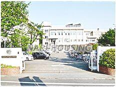 中学校武蔵村山市立第五中学校まで1107m