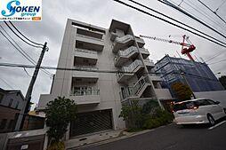 ハウス西横浜[403号室]の外観