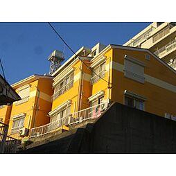 プレステージ下倉田II[101号室]の外観
