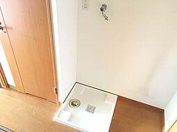 ル・プルミエ・シャピトゥル福島の洗濯置き場