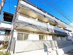 神奈川県鎌倉市岩瀬1丁目の賃貸マンションの外観