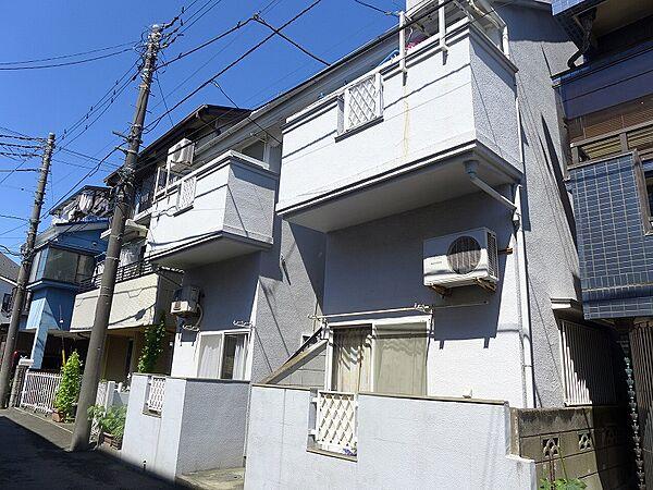 埼玉県所沢市大字荒幡の賃貸アパート