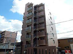 愛知県半田市雁宿町3丁目の賃貸マンションの外観