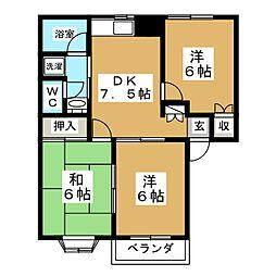 旭ヶ丘駅 6.0万円