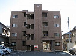三重県四日市市清水町の賃貸マンションの外観