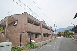 広島県広島市安芸区畑賀3丁目の賃貸アパートの外観