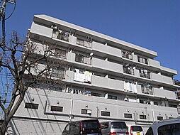 神奈川県横浜市青葉区市ケ尾町の賃貸マンションの外観