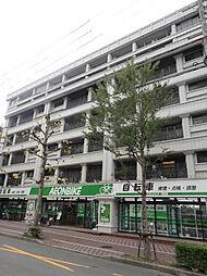 中川第6コーポ[6階]の外観