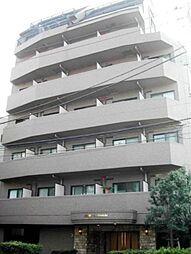 東京都新宿区高田馬場3丁目の賃貸マンションの外観