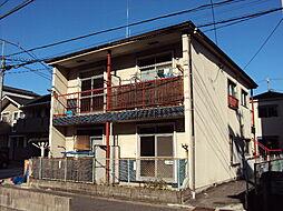 コーポ昭和[1階]の外観