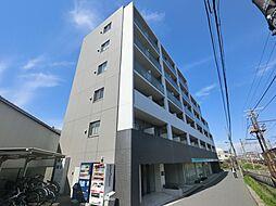 千葉県千葉市稲毛区稲毛3の賃貸マンションの外観