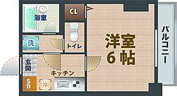 東京都杉並区南荻窪1丁目の賃貸マンションの間取り