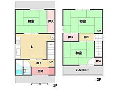 甲子園口駅 380万円