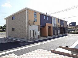 JR鹿児島本線 熊本駅 バス54分 五霊中学校下車 徒歩9分の賃貸アパート