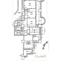 タワーズウエスト[1906号室]の間取り