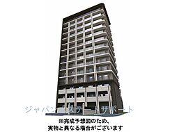 仮)博多駅東3丁目プロジェクト[7階]の外観