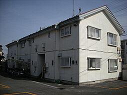 ラフェリア湘南A棟[103号室]の外観