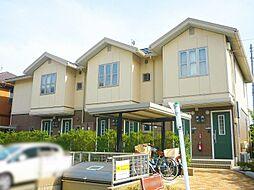 [タウンハウス] 神奈川県藤沢市渡内2丁目 の賃貸【/】の外観